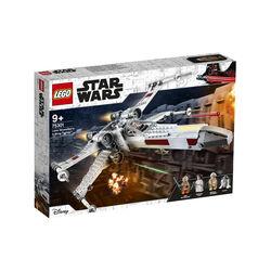 X-Wing Fighter di Luke Skywalker 75301, , large