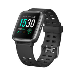 smartwatch con display LCD da 1,13'' multi-touch, , large