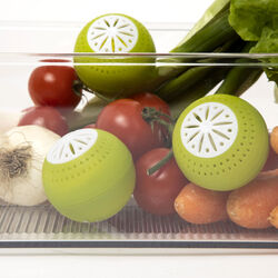 Palline assorbi odori per frigorifero set da 3 pz, , large