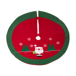 Tappeto per albero di Natale, , large