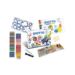 Giotto Art Lab Oil Pastels, , large