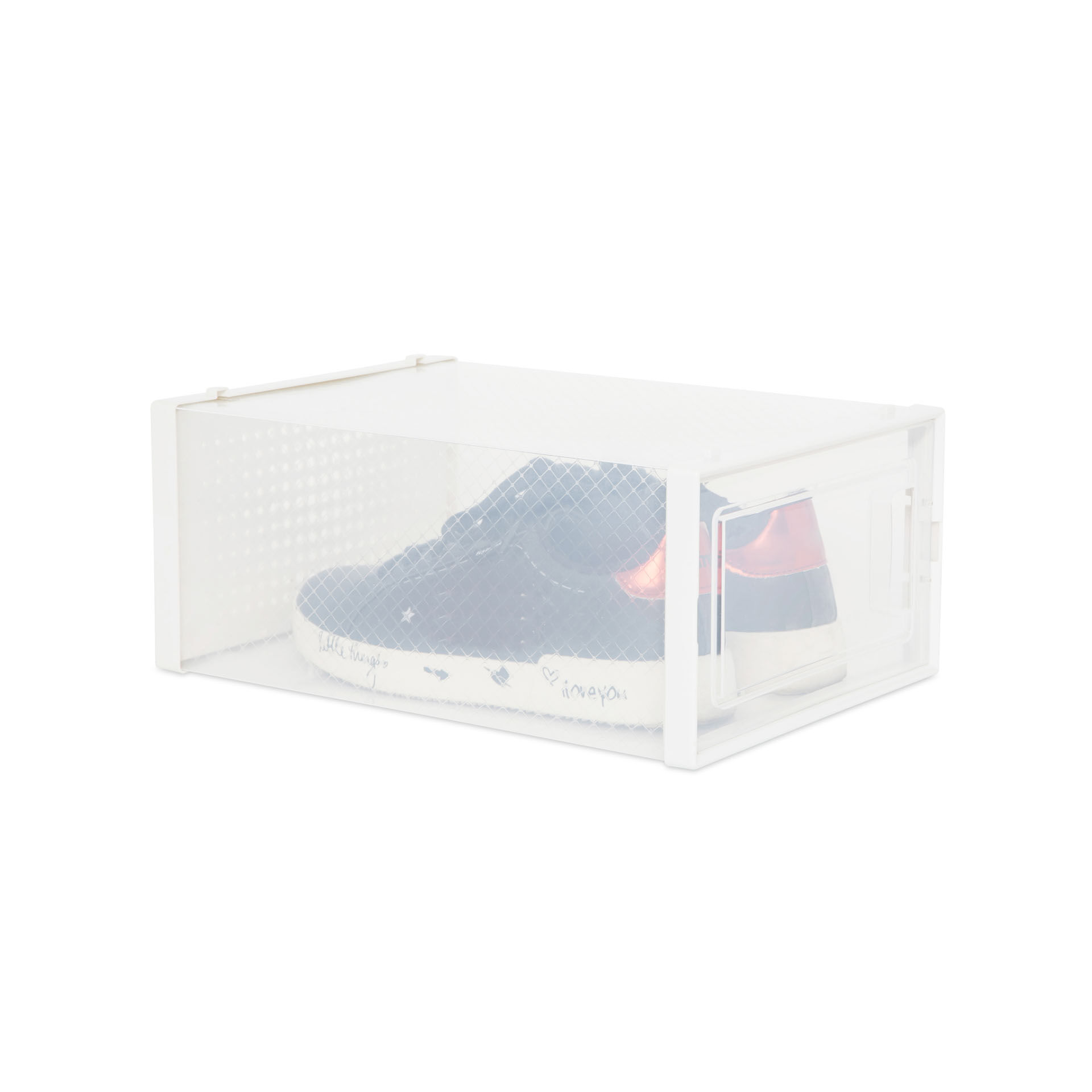 Range-chaussures empilable, , large