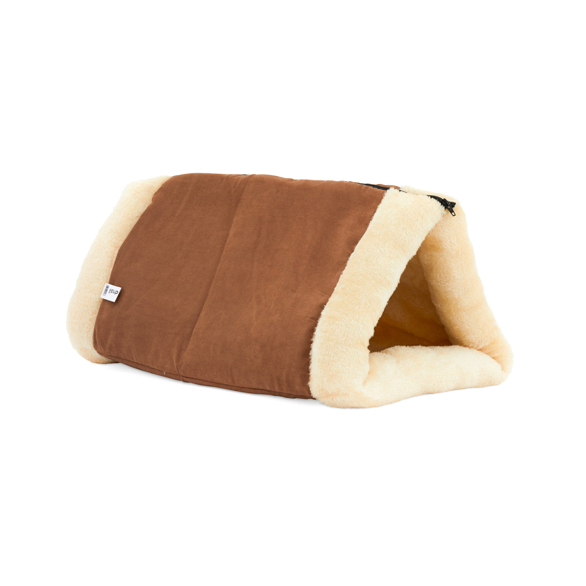 Tunnel + tapis pour chats 2 en 1, , large