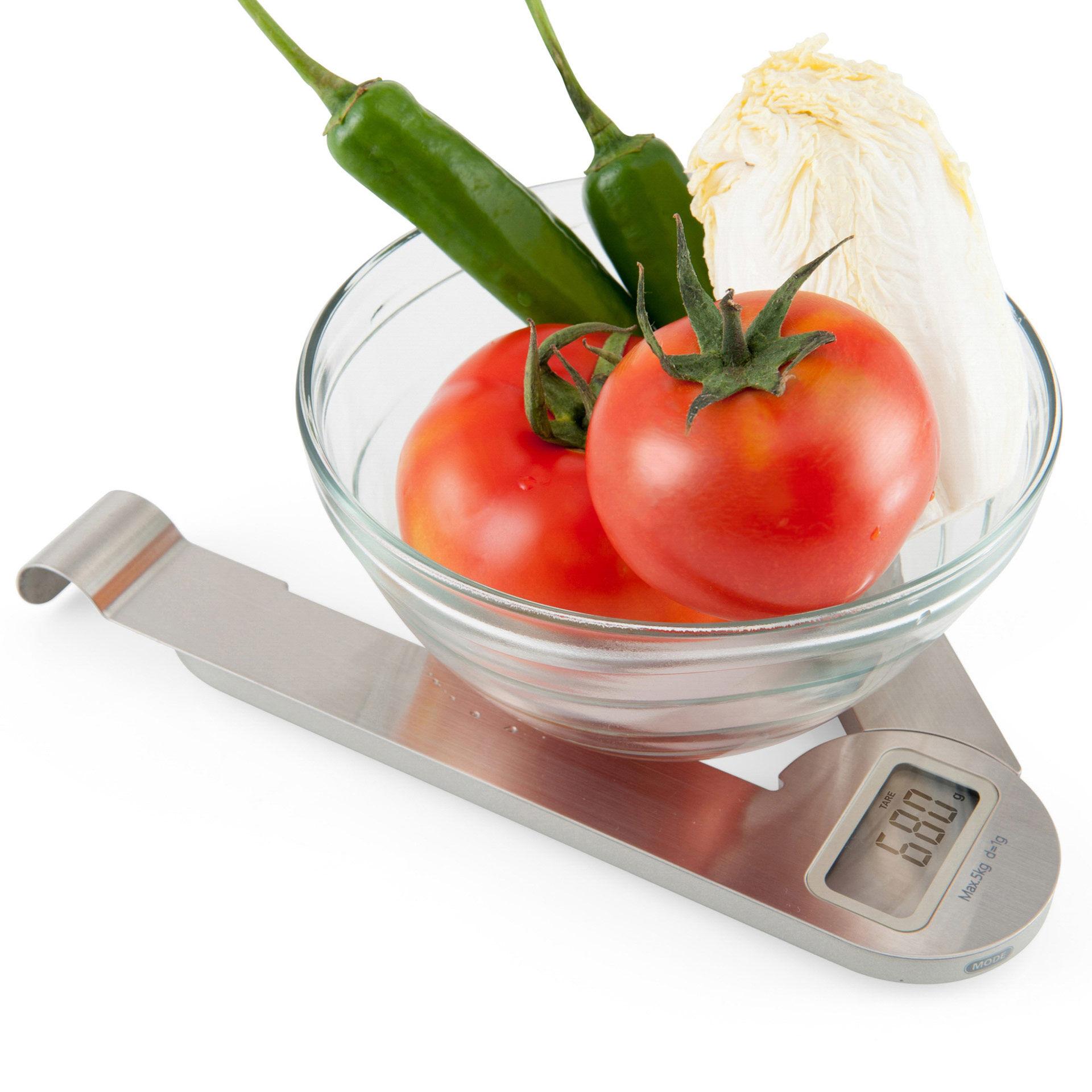 Balance de cuisine numérique compacte, , large