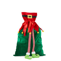 Sacco per regali Elfo, , large