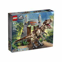 Jurassic Park: la furia del T. rex 75936, , large