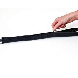 Set due copri cavi in neoprene, , large