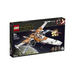 X-wing Fighter di Poe Dameron 75273, , large