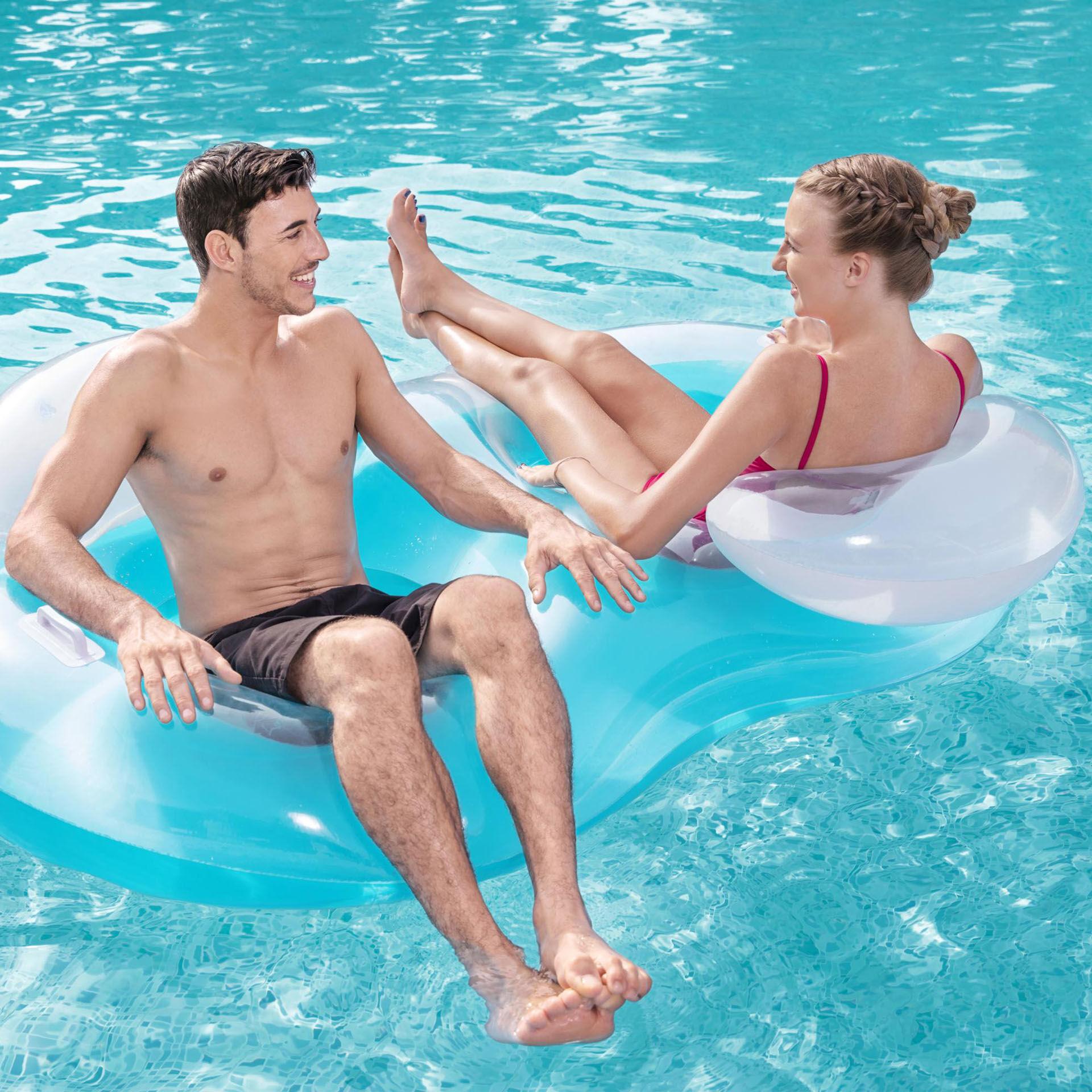 Fauteuil de piscine double, , large
