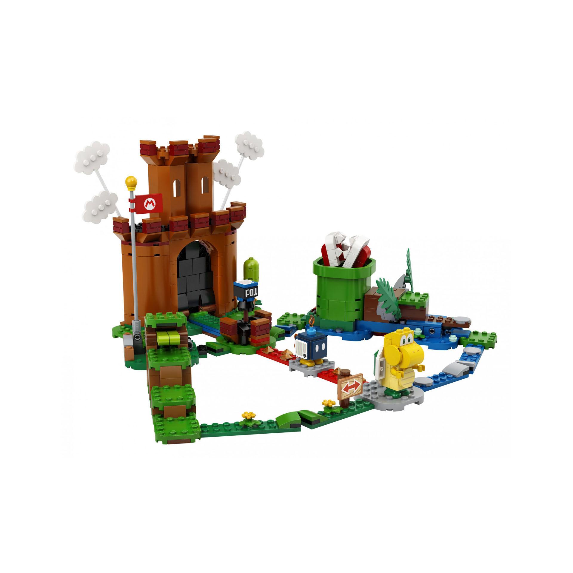 Ensemble d'extension La forteresse de la Plante Piranha 71362, , large