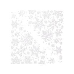 Vetrofanie fiocchi di neve, , large