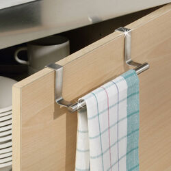 Barra porta panni da cucina e asciugamani, , large