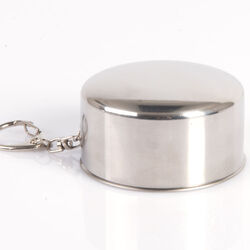 Bicchiere Inox tascabile, , large