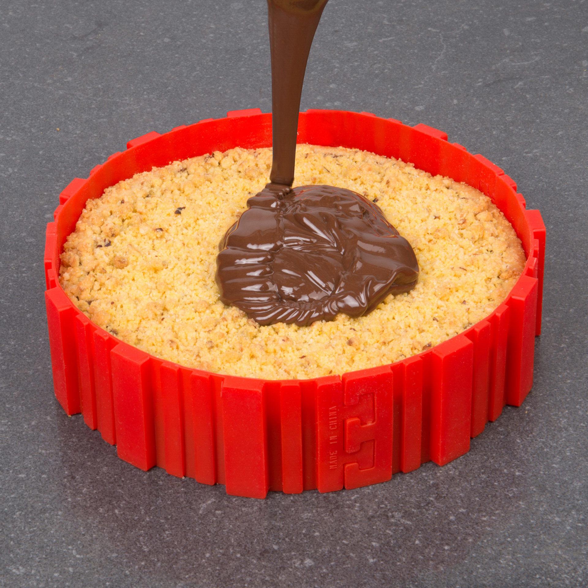 Moule en silicone pour gâteau, , large