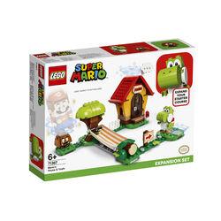 Casa di Mario e Yoshi - Pack di Espansione 71367, , large