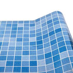 Rotolo adesivo per piastrelle effetto mosaico, , large