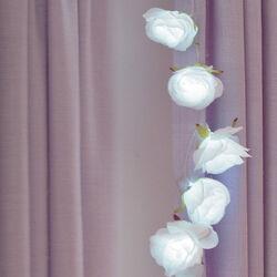 Mazzo di 10 rose con led, , large