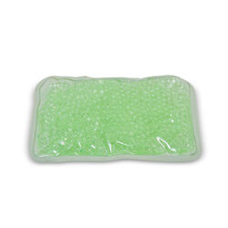 Panno caldo freddo con microsfere verde, verde, large
