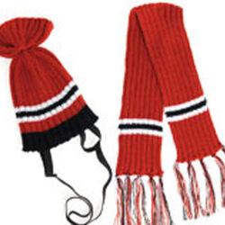 Cappello e sciarpa per cane, , large