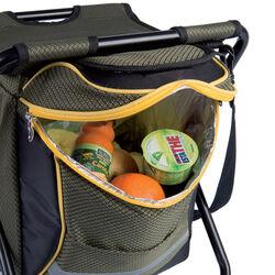 Sgabello con borsa refrigerante, , large
