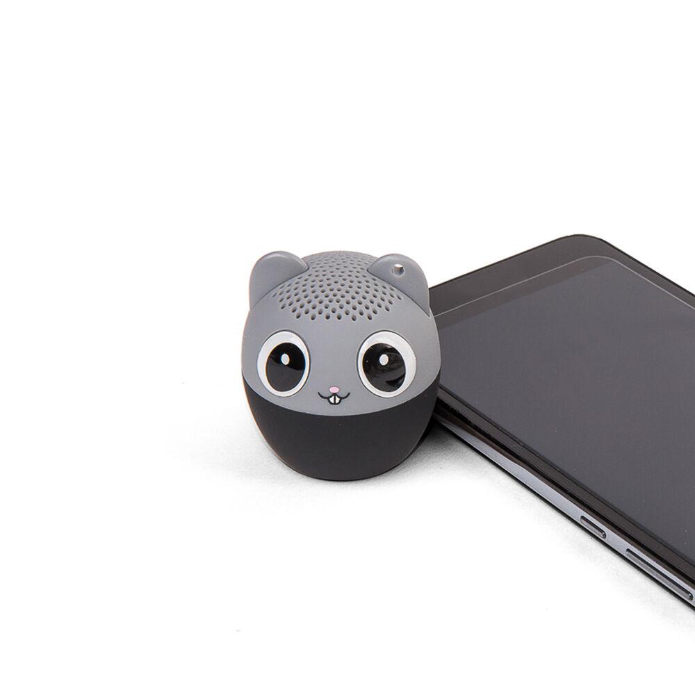 Haut-parleur Bluetooth avec bouton selfie, , large