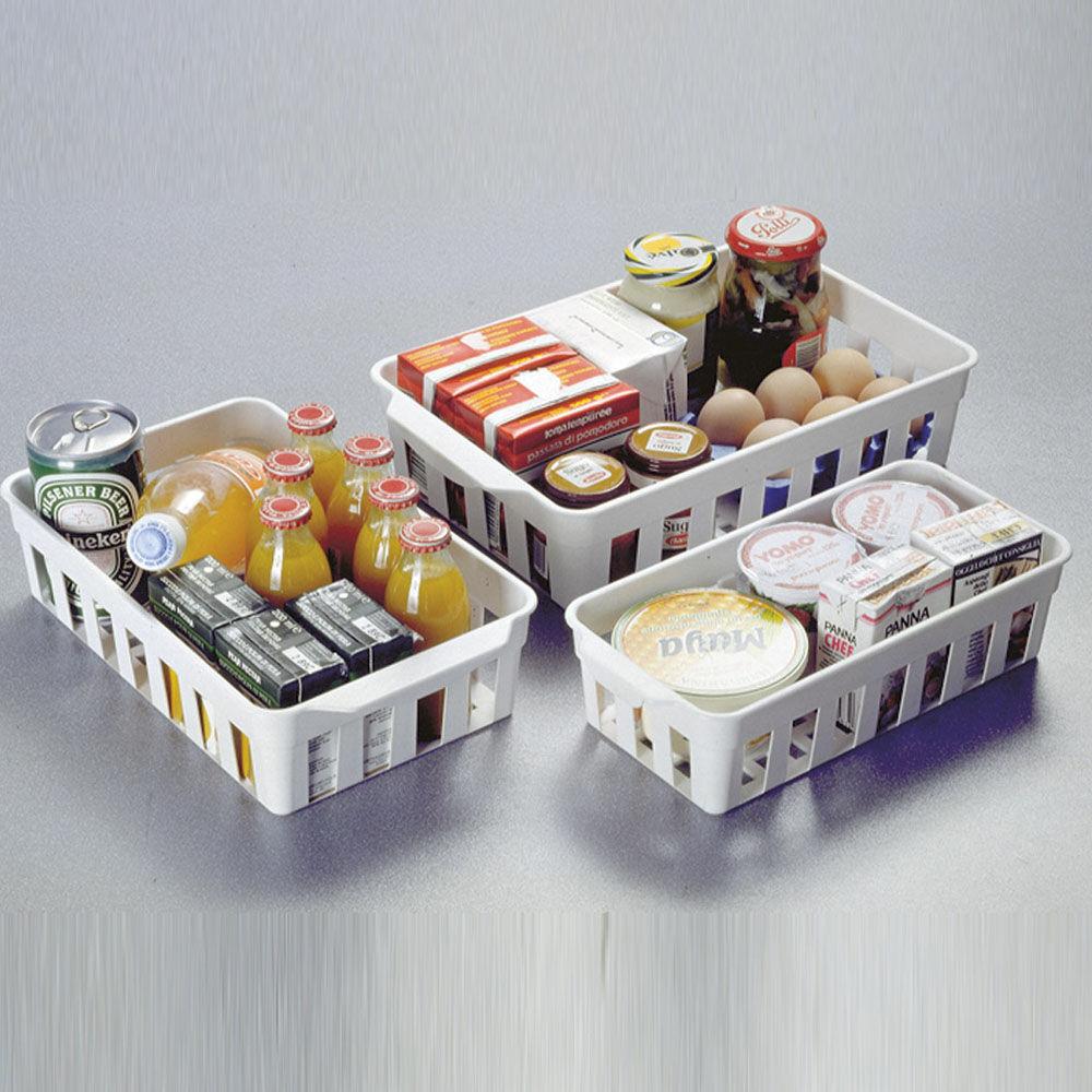 Trois paniers pour le réfrigérateur, , large
