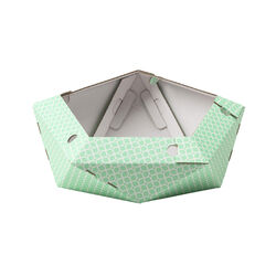 United Pets Cat-in-the-Box Oliver  Scatola in cartone per gatti, , large