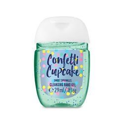 Confetti Cupcake Gel Igienizzante mani, , large