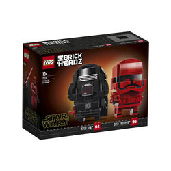 Kylo Ren e Sith Trooper 75232, , large