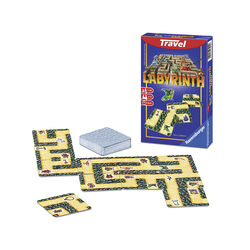 Ravensburger Gioco da viaggio 23415 - Labyrinth Travel, , large