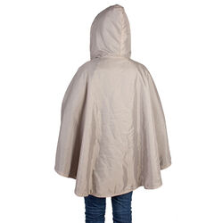 Poncho double face, , large