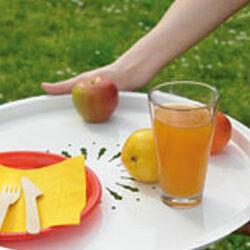 Tavolino-vassoio pieghevole, , large