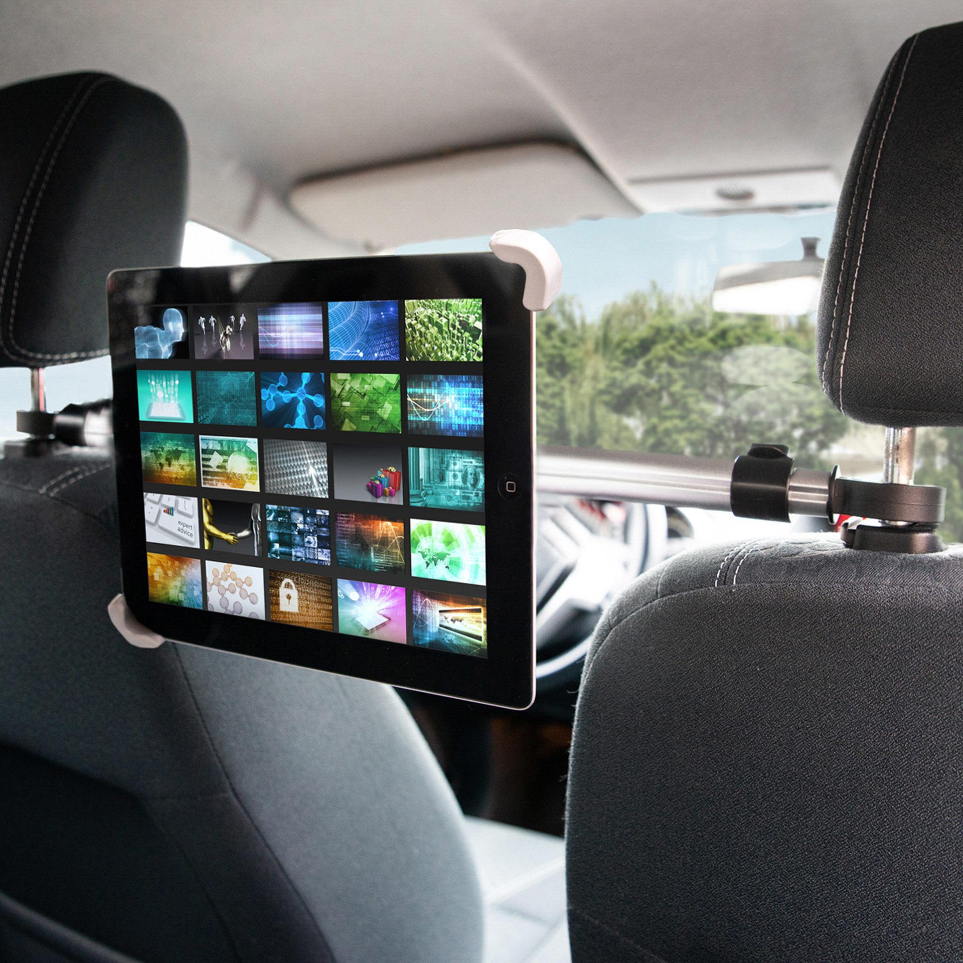 Barre universelle porte-tablette pour voiture, , large