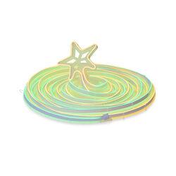 Albero di Natale a spirale bicolore, , large