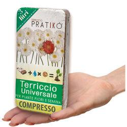 TERRICCIO UNIVERSALE COMPRESSO 9L, , large