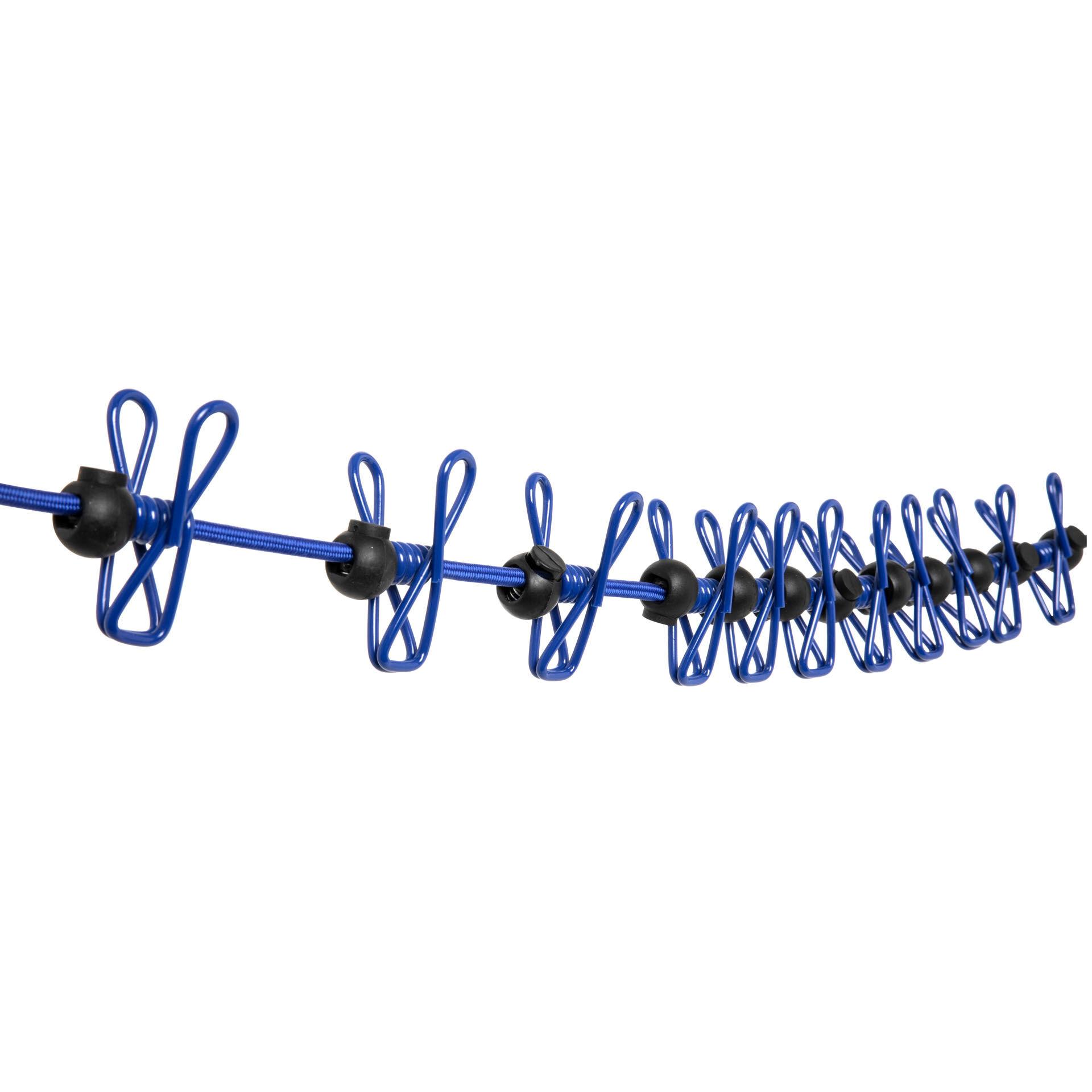 Corde à linge élastique, , large