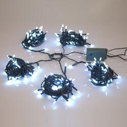 Ghirlanda 220 luci metti-facile per albero di Natale, , large