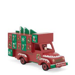 Calendario dell'avvento camioncino, , large