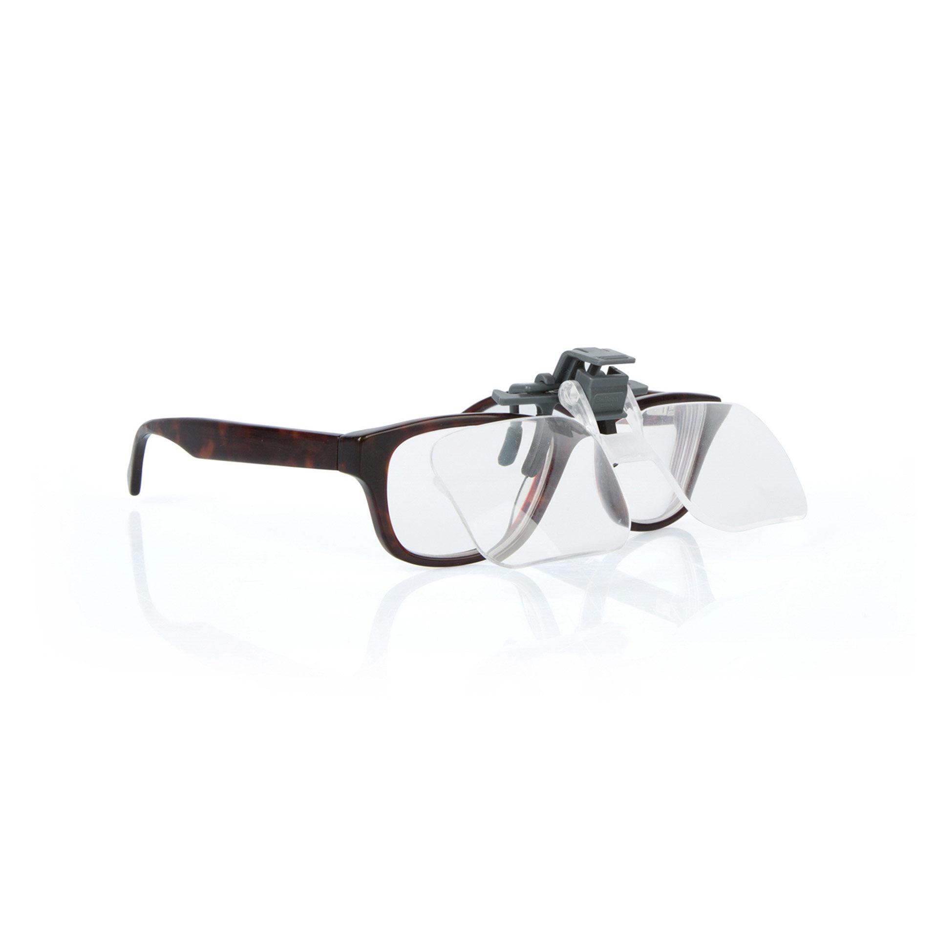 Loupes à clip pour lunettes, , large