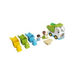 Camion della spazzatura e riciclaggio 10945, , large