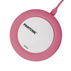 Caricabatteria wireless - colore Rosa, rosa, large