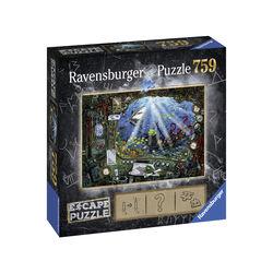 Ravensburger Puzzle 1000 pezzi 19959 - Sottomarino, , large
