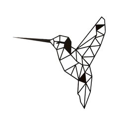 HOMEMANIA Decorazione da Parete Bird, , large
