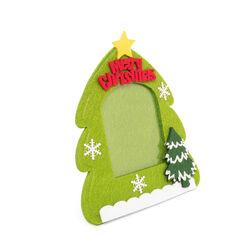 Cornice portafoto albero di Natale, , large