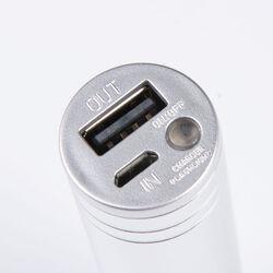 Carica batteria e torcia 2 in 1, , large