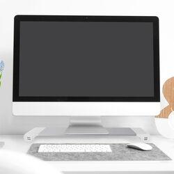 Supporto per monitor con 4 prese USB, , large
