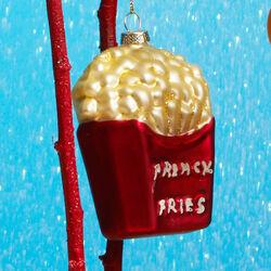 Decorazione in vetro patatine fritte, , large