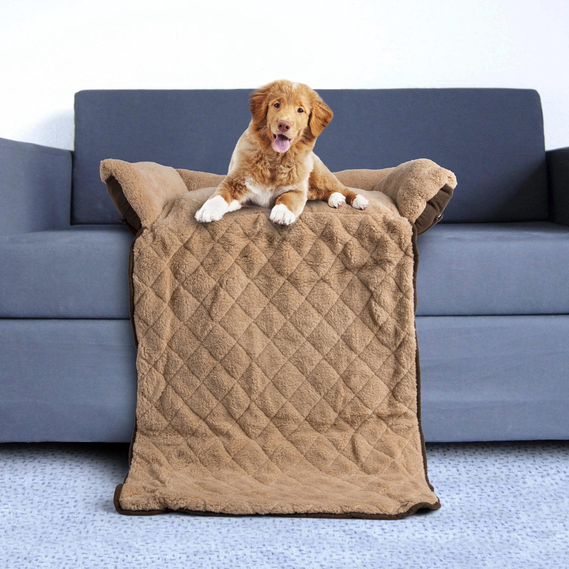 Panier couverture pour canapé, , large