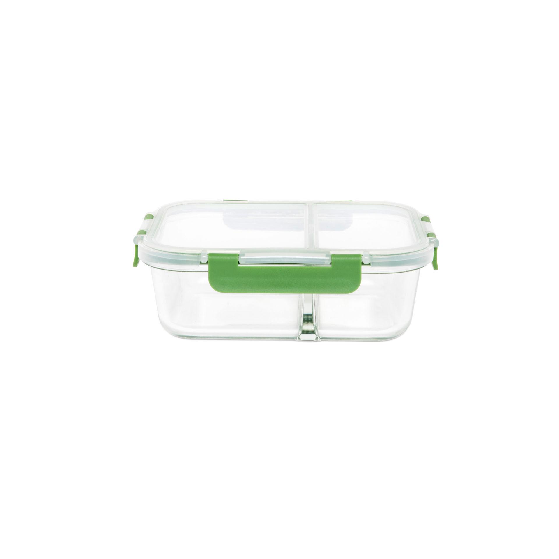 Boîte à lunch en verre 1050 ml, , large