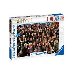 Ravensburger Puzzle 1000 pezzi 14988 - Challenge Puzzle Harry Potter, , large